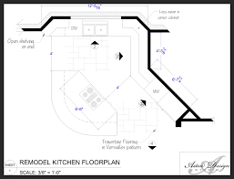 Kitchen Blueprints Island Vs Peninsula Which Kitchen Layout Serves You Best U2014 Designed