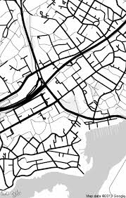 how to how to create an outlined drawing of a map or easily turn