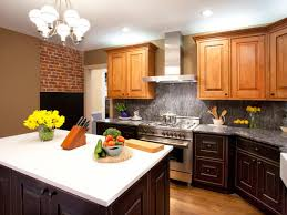 granite countertop buttercream kitchen cabinets how to make a