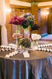 Personalized Flower Vases Rustic Elegant Celebration With Personalized Elements In Chicago