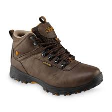 hiking boots s canada reviews coleman s kent brown waterproof hiking boot