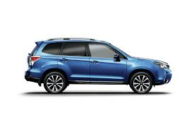 subaru forester 2017 quartz blue new suvs subaru australia