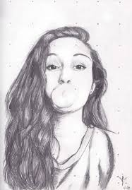 photos pencil sketch of girls hd wallpapers drawing art gallery