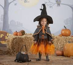 3t Costumes Halloween Witch Tutu Halloween Costume 3t Pottery Barn Kids