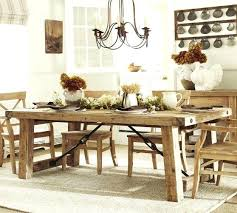 pottery barn farmhouse table dining table pottery barn pottery barn dining table freedom to in