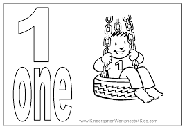 free coloring pages number 1 coloring