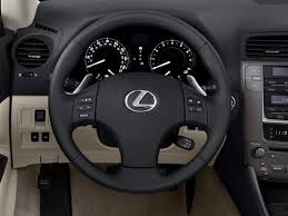 lexus is 250c image 2010 lexus is 250c 2 door convertible auto steering wheel