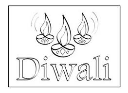 diwali coloring pages kids coloring