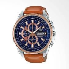 Jam Tangan Casio Chrono jual jam tangan casio edifice kulit pria harga menarik