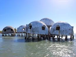 Dome Home by The Secrets Behind The Dome Home On Cape Romano