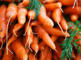 Freezing Root Vegetables - how to store fresh carrots diy