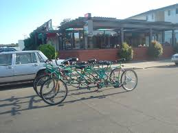 How To Finally Start Bike by How To Make The Bus Bike A 9 Person 6 Wheeled Bicycle 5 Steps