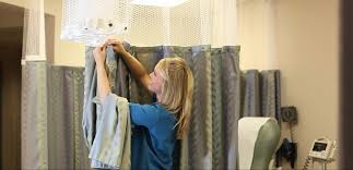 simply 66 snap system standardize your hospital cubicle curtains