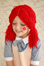 pink wig spirit halloween 75 creative diy halloween costumes for kids personal creations blog
