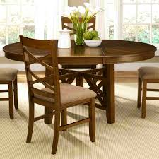 inch round dining table with leaf with ideas picture 10348 zenboa