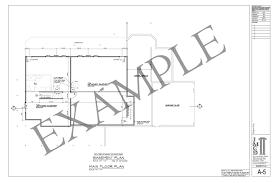samples basement plan