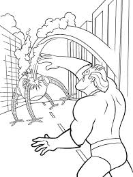 monster robots incredibles coloring pages books million