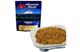 teriyaki with rice mountain house pounch preppersedge com