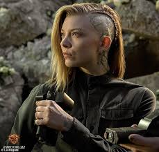 Natalie Dormer Love Scene Natalie Dormer Talks About Her Shaved Head For Hunger Games