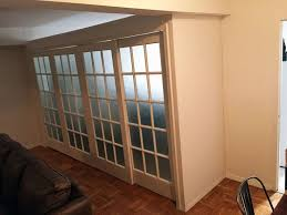 Temporary Room Divider With Door Temporary Walls For Home Chi Good Questions Temporary Walls