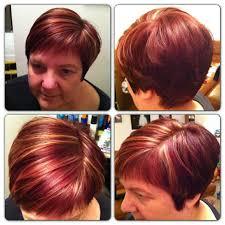 best highlights for pixie dark brown hair 21 best mahogany ideas images on pinterest hair cut hair color