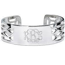 Personalized Cuff Bracelet Chinese Railing Cuff Bracelet