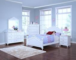 girls white bedroom furniture set unclaimed freight co