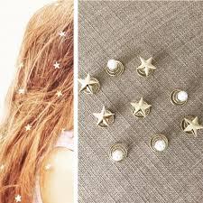 hair spirals hair hair spirals pearl spirals pins 18k gold plated mermaid