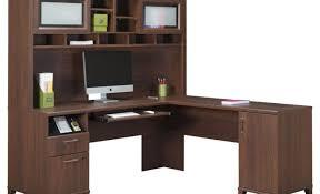 Dark Wood Office Desk Appealing Art Glossy White Desk Cute Dark Corner Desk Favored