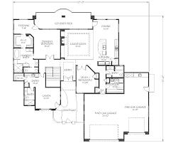 adobe southwestern style house plan 5 beds 5 00 baths 4140 sq