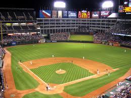 lexus box texas rangers globe life park concierge ballpark nerd