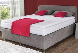 Schlafzimmer Komplett Lederbett Bett Günstig Kaufen Im Betten Shop Rechnung Ratenkauf Baur