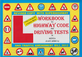driving test guide for kenya revised text book centre