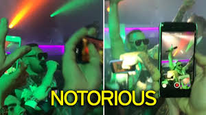 conor mcgregor u0027s wild few days in liverpool continues as he