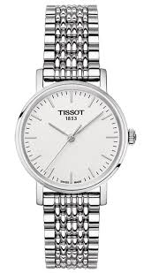ladies steel bracelet images Tissot everytime small t1092101103100 png