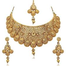 necklace gold jewelry images Youbella jewellery bollywood ethnic gold plated jpg