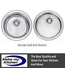 Round Kitchen Sink by Hafele Kitchen Sinks Befon For