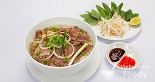 bac cuisine pho bac pho of the foody