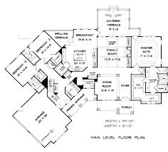 house plans with butlers pantry brechin park house plan elegant house plans