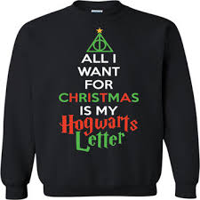 shop harry potter sweatshirt on wanelo