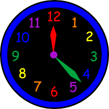 wall clock free clip art clipart panda free clipart images