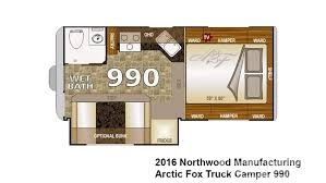 2016 northwood arctic fox 990 for sale in longmont co lazydays