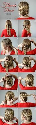 homecoming hair braids instructions braid updo