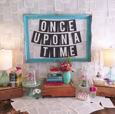 book themed bridal shower book decor book themed party once