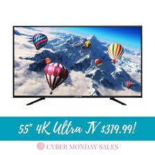 best black friday tv deals cyber monday sales 2017