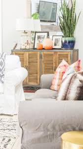 orange home and decor boho chic fall home tour and decor tips fall decor inspiration