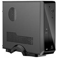 cabinet for pc amazon in buy circle lil desktop computer pc cabinet case black