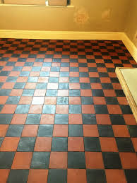 cleaning a sandstone fireplace and victorian floor tiles preston