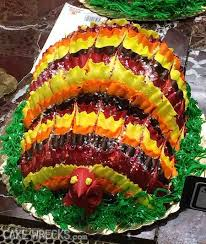 cake wrecks home happy thanksgiving turkey cake day