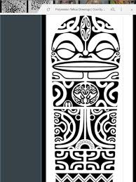 Polynesian Art Designs 39 Best Art Images On Pinterest Polynesian Tattoos Samoan